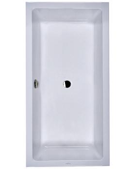 Duravit Starck Freestanding Rectangular Bathtub 1800 x 900mm - 700088