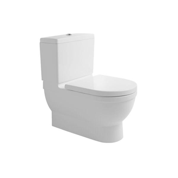 duravit starck 3 close coupled big toilet 735mm 2104090000. Black Bedroom Furniture Sets. Home Design Ideas