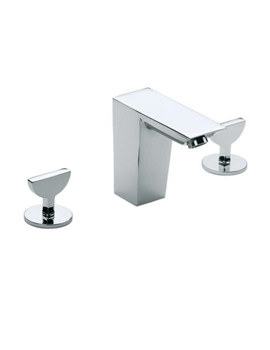 Touch Deck Mounted 3 Hole Basin Mixer Tap - 5A4447C00