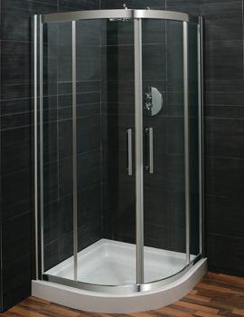 Related April Prestige2 Double Door Quadrant Enclosure 900mm - AP8150S