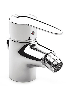Vectra Bidet Mixer Tap With Pop-Up Waste - 5A6061C00
