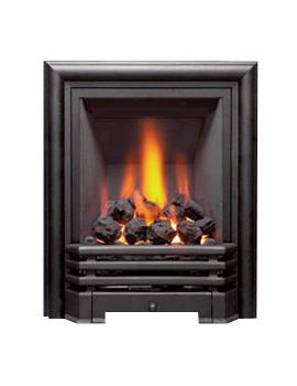 Be Modern Savannah Full Depth Inset Gas Fire Black-Coal - 81094