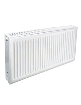 Biasi Ecostyle Compact Double Panel Radiator 400x700mm 21K EB21-7-040