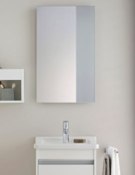 Ketho 450mm Mirror Without Lamp