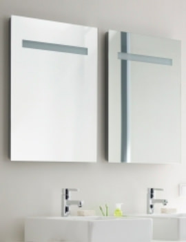Related Duravit Ketho Mirror With Lighting 41 x 1200mm - KT 7233