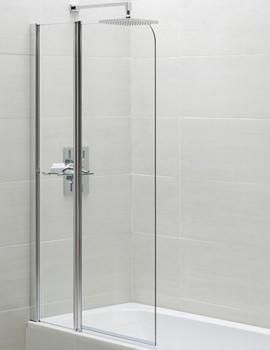 Identiti2 900 x 1400mm Fixed Panel Bath Screen