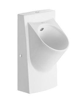 Duravit Architec Urinal With Concealed Inlet 380 x 350mm - 0818370000