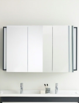 Related Duravit Ketho Mirror Cabinet With Lighting 180 x 1200mm - KT 7533