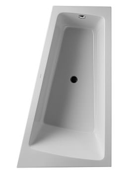 Related Duravit Paiova Corner Right Bathtub 1700 x 1300mm - 700267