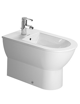Duravit Darling New Floorstanding Bidet 370 x 630mm - 225110