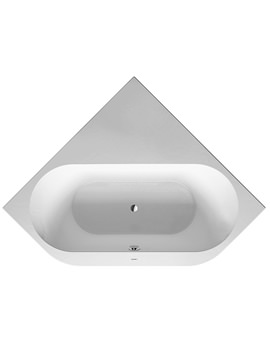 Related Duravit Darling New Corner Bathtub 1415 x 1415mm White - 700249