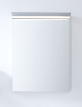 Image of Duravit Darling New Mirror With Lightning 600mm - DN 7255
