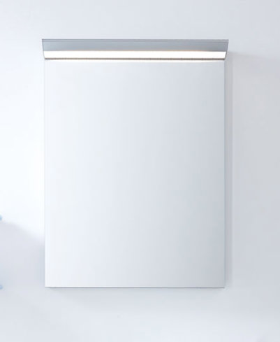 Large Image of Duravit Darling New Mirror With Lightning 800mm - DN 7256