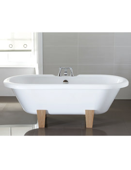 Image of April Skipton Thermolite Double Ended Freestanding Bath - 28A1711