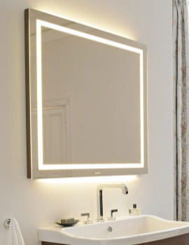 Duravit Esplanade Mirror With Lighting 700 x 900mm - ES 9090