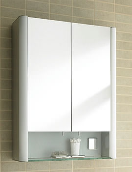 Duravit Multibox New Mirror Cabinet 600mm - MB 9770