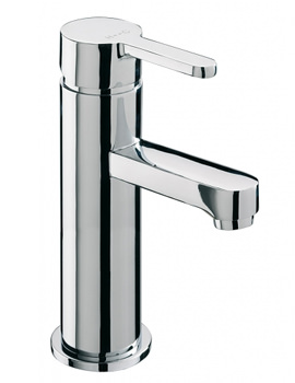 Image of Sagittarius Plaza Cloakroom Basin Mixer Tap With Pop-Up Waste - PL-306-C