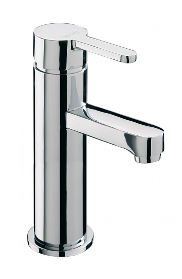Large Image of Sagittarius Plaza Cloakroom Basin Mixer Tap With Pop-Up Waste - PL-306-C