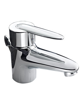 Vectra Basin Mixer Tap With Pop-Up Waste - 5A3061C00