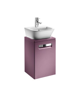 Image of Roca The Gap Base Unit For 450mm Wide Basin - 856522577