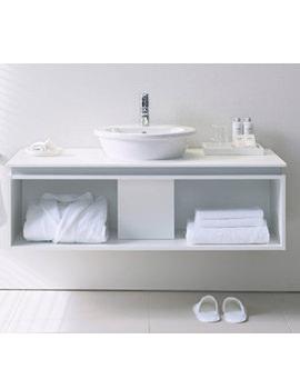 Starck 1 Basin 330mm On Darling New 1000mm Furniture - DN645001451