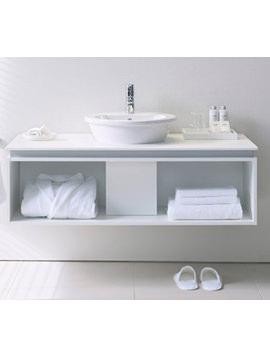 Starck 1 Basin 530mm On Darling New 1000mm Furniture - DN645001451
