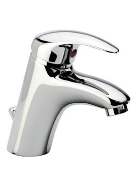 Cruz Basin Mixer Tap With Pop Up Waste - TCR10