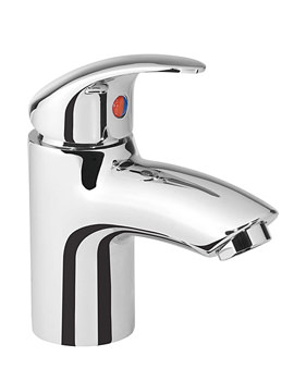 Cruz Mini Basin Mixer Tap - TCR62