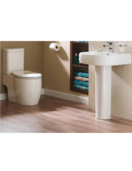 Essential Eternity Square Cloakroom Suite