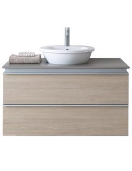 Starck 1 Basin 330mm On Darling New 600mm Furniture - DN647301451