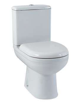 Phoenix Emma WC With Cistern And Soft Close Seat 615mm