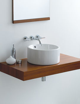 Image of Phoenix VB003 Wash Bowl Without Tap Platform - VB003