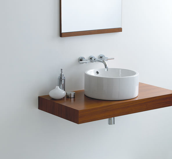 Large Image of Phoenix VB003 Wash Bowl Without Tap Platform - VB003