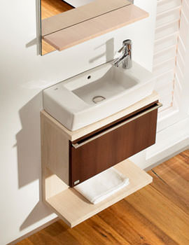 Hall Cloakroom Base Unit With Pull Down Door - 856112601