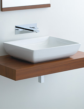 Related Phoenix Counter Top Basin 610mm - VB029