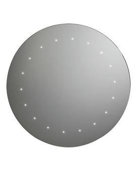 Tavistock Spectrum LED Illuminated Bathroom Mirror 600mm   SLE420