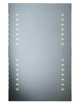 Tavistock Avent LED Illuminated Mirror 450mm x 700mm - SLE440