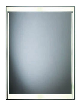 Equalise Back-Lit Bathroom Mirror 600mm x 800mm - SBL17