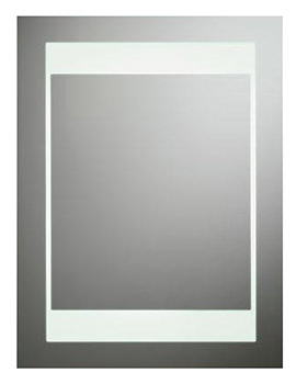 Transform Back-Lit Bathroom Mirror 600mm x 800mm - SBL10