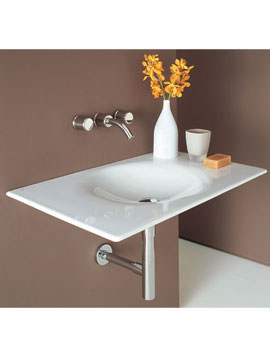 Roca kalahari white basin 800mm wide 327878000 for Roca kalahari