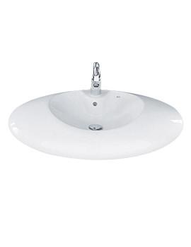 Veranda-N Countertop Basin 795mm x 500mm - 327447000