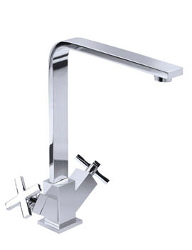 Iggy Kitchen Sink Mixer Tap Chrome - KIT155