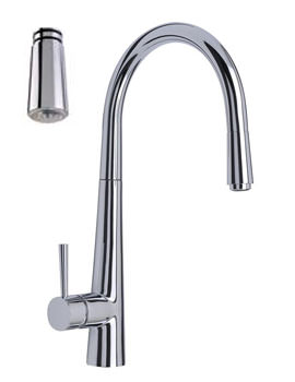 Palazzo Glo Kitchen Sink Mixer Tap - KIT161