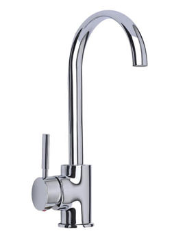 Mayfair Tidal Kitchen Sink Mixer Tap Chrome - KIT183