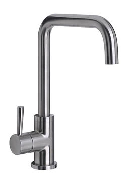 Melo Kitchen Sink Mixer Tap Stainless Steel - KIT175