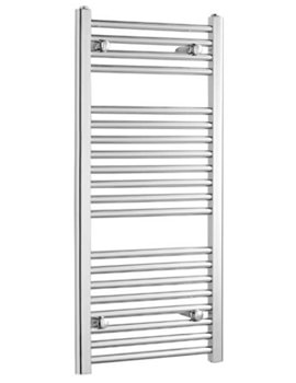 Related Stelrad Ladder Straight 500mm Wide x 750mm High Chrome Towel Rail