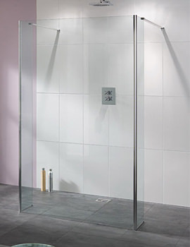 Coastline Riviera Shower Panel 1200 x 2000mm - LK811-120 05
