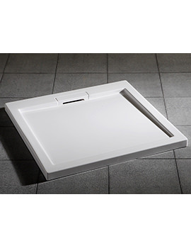 Manhattan Duralite Square Shower Tray 800 x 800mm - DN8080W