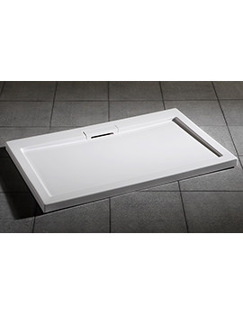 Manhattan Duralite Rectangular Shower Tray 1200 x 900mm - DN1290W