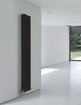 Path Anthracite Designer Radiator 300 x 1800mm - PAT 11 1 180030